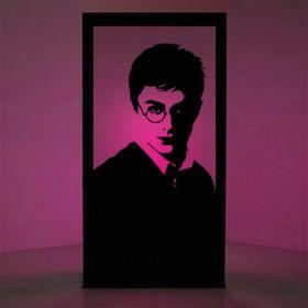 Panneau lumineux Harry Potter