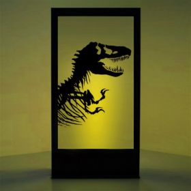 Panneau lumineux Dinosaure