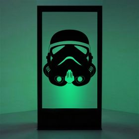 Panneau lumineux Stormtrooper