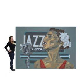 Toile Jazz 3