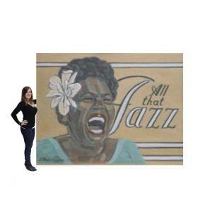 Toile Jazz 5