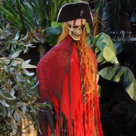 Pirate zombie 140cm