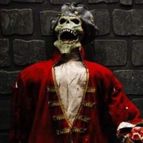 Pirate zombie 210cm