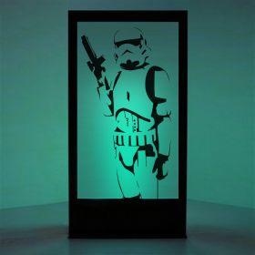 panneau lumineux stormtrooper 2