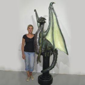 Dragon de la maison Targaryen