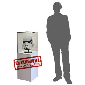 Vitrine collectionneur storm trooper