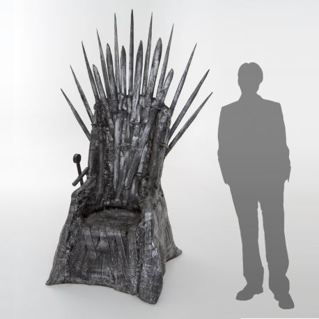 Trône Game of Thrones 220cm