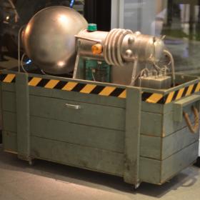 Bombe atomique 175cm