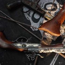 Pistolet à mousquet