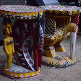 Tables africaines