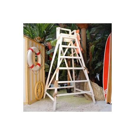 Chaise de sauveteur 230cm libdeco sp cialiste de la - Specialiste de la chaise ...