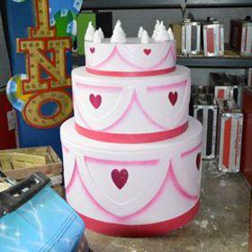 Gâteau surprise 135cm