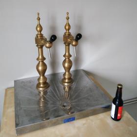 Pompe à bière décorative