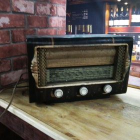 Poste Radio rétro