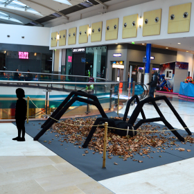 Araignée géante 350 cm
