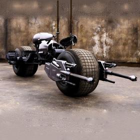 Bat-moto