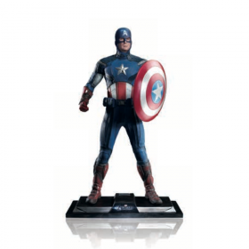 Personnage Captain America 195cm