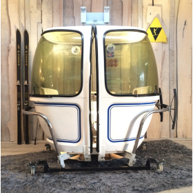 Cabine de ski 230cm