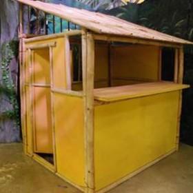 Maison en bambou 230cm