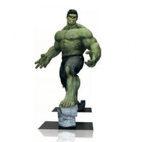 Personnage Hulk 280cm
