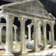 Fronton de Temple Grec
