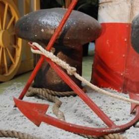 Poteau d'amarrage 50cm
