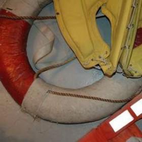 Bouée de sauvetage 57cm