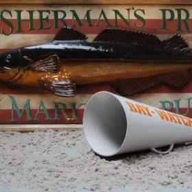 "Panneau ""Fisherman's Pride"" 67cm"