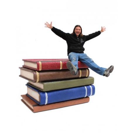 Pile de livres XL
