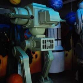 Robot vert 250cm