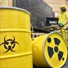 Bidons Radioactifs