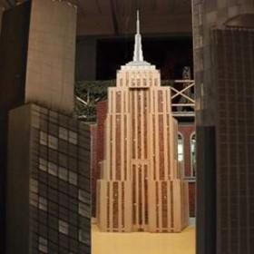 Empire State Building 413cm