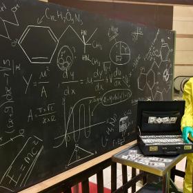 Tableau formules chimiques