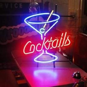 """Néon """"Cocktails"""" 65cm"""