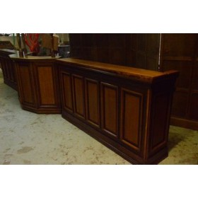 Bar en bois 200cm