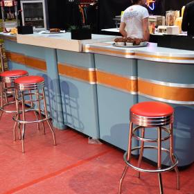 Bar américain extensible 113cm
