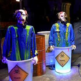 Zombie Radioactif