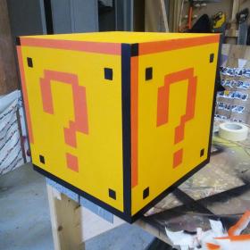 Cube Mario