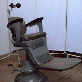 Chaise Barbier Vintage