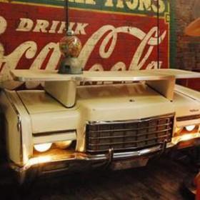 Bar, façade Elvis-Limo 109cm