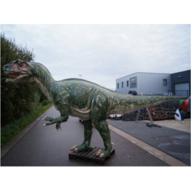 Dinosaure Vélociraptor