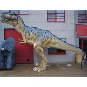 Dinosaure Tyrannosaure 450cm