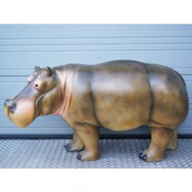 Hippopotame 180cm