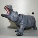 Hippopotame 100cm