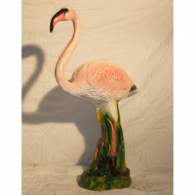 Flamand rose 76cm