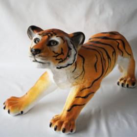 Bébé tigre debout 55cm