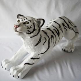 Bébé tigre 55 cm