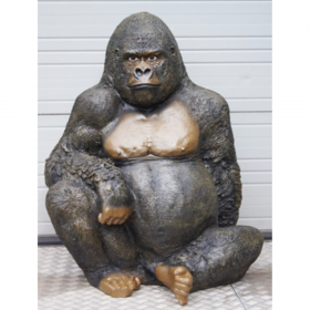 Gorille assis 115cm