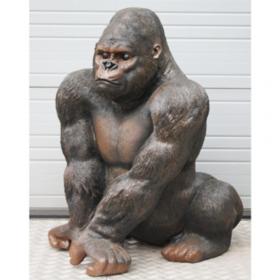 Gorille assis 105cm