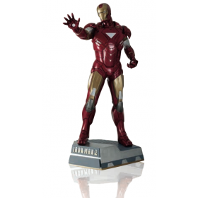 Personnage Ironman 208cm
